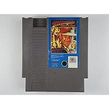 Indiana Jones Temple of Doom [Nintendo NES Cartridge]