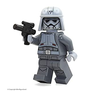 LEGO Star Wars MiniFigure - Imperial Combat Driver (with Blaster) 75141