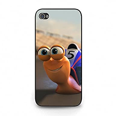 Iphone 5c Cover Case,Turbo Turbo Movie TV Phone Case Personalized Anime Pattern Anti-