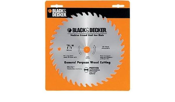 Black & Decker 73-187 7-1/4