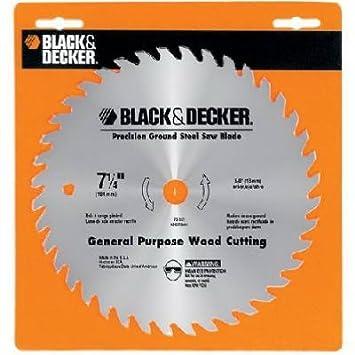 Black decker 73 187 7 14 precision ground steel non ferrous black decker 73 187 7 14quot precision ground steel non greentooth Choice Image