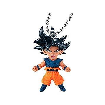 Dragon Ball Udm Burst 37 Figure Swing Keychain~Goku Selfishness Super