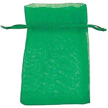 50 bolsas de regalo de organza de 10 x 15 cm para boda ...