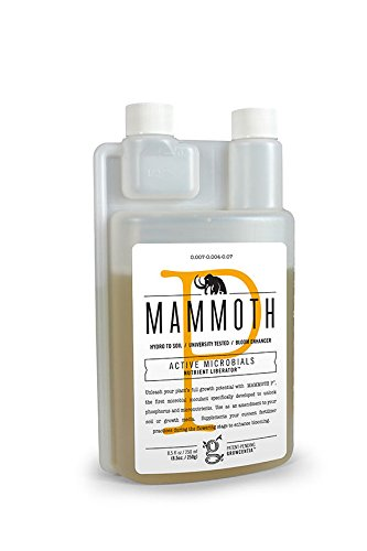 Mammoth P 1000 ML Bloom Booster by Mammoth P