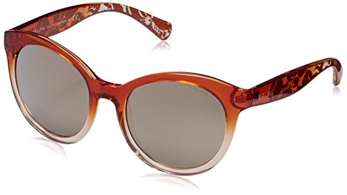 Polo Ralph Lauren Women's 0RA5211 Cateye Sunglasses, Amber Gradient, 53 - Polo Eyeglasses Lauren Frames Ralph