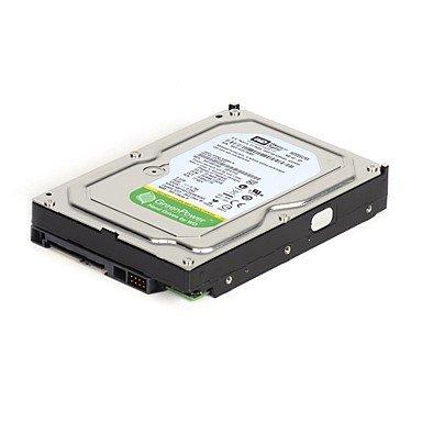 Caviar Green Tb 1 - Lanmei Western Digital Caviar Green SATA 3.5 1TB Hard Drive 64MB Suitable for Security Systems