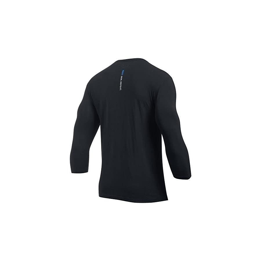 Under Armour Men's Ultra Comfort Athlete Recovery Henley Sleepwear