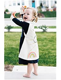 Littles Magical Hero Dress Up Cape Costume Kit for Toddlers Ages 2-4