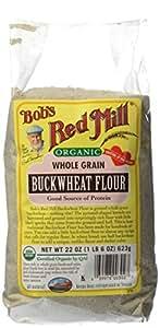 Bob's Red Mill Organic Buckwheat Flour - 22 oz