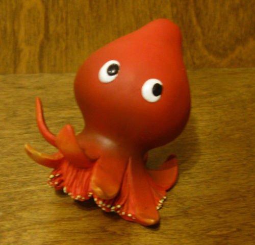 Homegrown Enesco Fruit (Enesco Home Grown Nana Fruit Octopus Figurine, 3