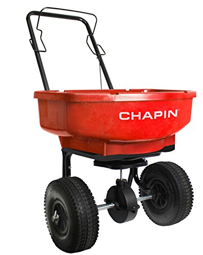Chapin 81000Z Assembled 80-Pound Capacity Broadcast Spreader