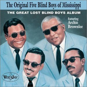 Great Lost Blind Boys Album
