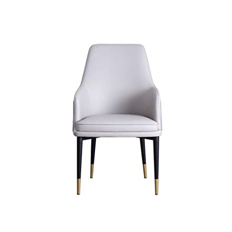 Amazon.com - American Post-Modern Light Luxury Dining Chair ...