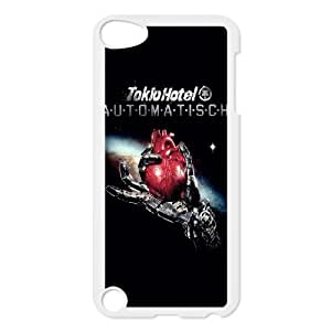Classic Case TOKIO HOTEL pattern design For Ipod Touch 5 Phone Case