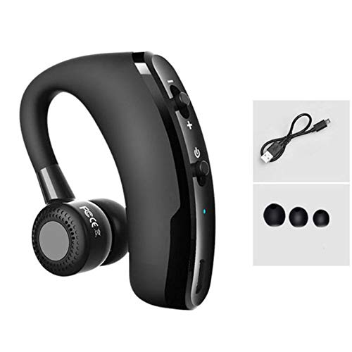 4f8f75fc7a9 Image Unavailable. Image not available for. Color: TOOGOO V9 Wireless Voice  Control Music Sports Bluetooth Handsfree Earphone ...