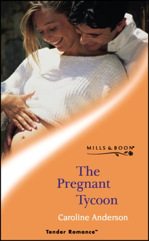 book cover of The Pregnant Tycoon