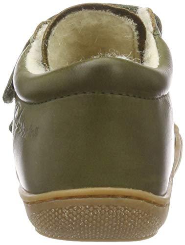 Sneakers Naturino 0f03 Basses Vl Garçon militare Vert Bébé Cocoon xnUUE