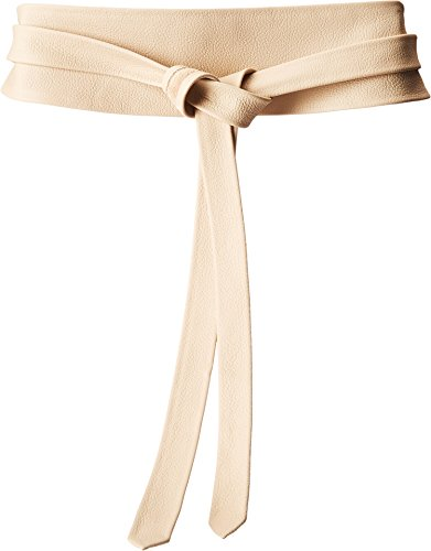 ADA Collection Women's Obi Classic Wrap Belt Bone One - Belt Collection