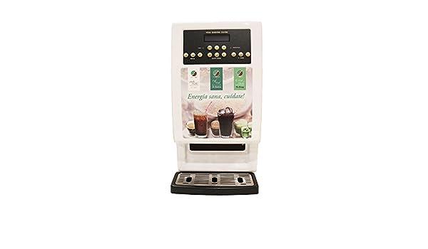 Máquina de bebidas solubles (café,té,...) de 3 selecciones ...: Amazon.es: Hogar