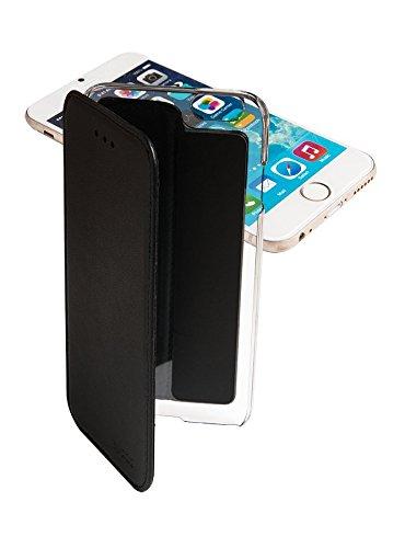Spada 24714Urban Booklet Coque de protection pour Apple iPhone 6/6S Noir