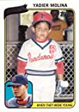 2010 Topps When They Were Young #WTWYYM Yadier