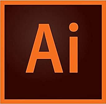 Adobe Illustrator | Vector Graphic Design Software | 12-Month Subscription with Auto-Renewal, Billed Monthly, PC/Mac