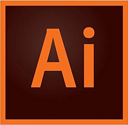 Adobe Illustrator | Vector graphic design software | 12-month Subscription with auto-renewal, billed...