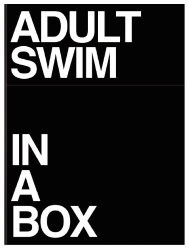 Adult Swim in a Box (Aqua Teen Hunger Force Volume 2 / Space Ghost Season 3 / Moral Oral Season 1 / Robot Chicken Season 2 / Metalocalypse Season 1 / Sealab Season 2) by Warner Home Video