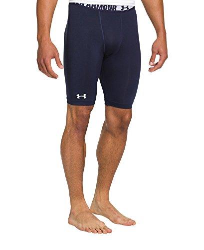 Men's HeatGear® Sonic Long Compression Shorts