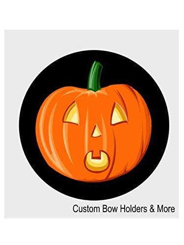 Halloween Pumpkin Sticker 2