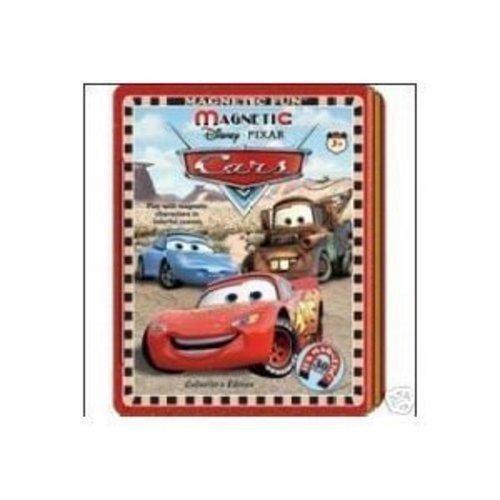 DISNEY'S CARS Travel Magnetic Tin ()