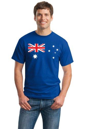 AUSTRALIAN FLAG Unisex T-shirt / Australia, Sydney, Melbourne, Brisbane, Perth