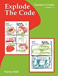 Explode the Code Teacher's Guide for Books 1-2