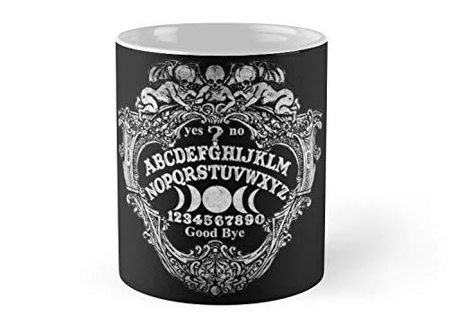 Death Cherub Ouija Board Mug - 11oz Mug - Best gift for family friends