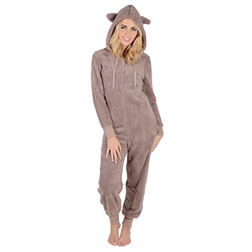 d5fab2725af3d Autumn Faith Ladies Fleece All In One Piece Nightwear - Buy Online in Oman.    Clothing Products in Oman - See Prices, Reviews and Free Delivery in  Muscat, ...