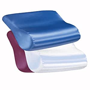 Amazon Com Ab Contour Pillow Satin Cover Cervical
