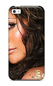linfenglinAmanda W. Malone's Shop 5c Scratch-proof Protection Case Cover For Iphone/ Hot Brooke Burke 72 Phone Case