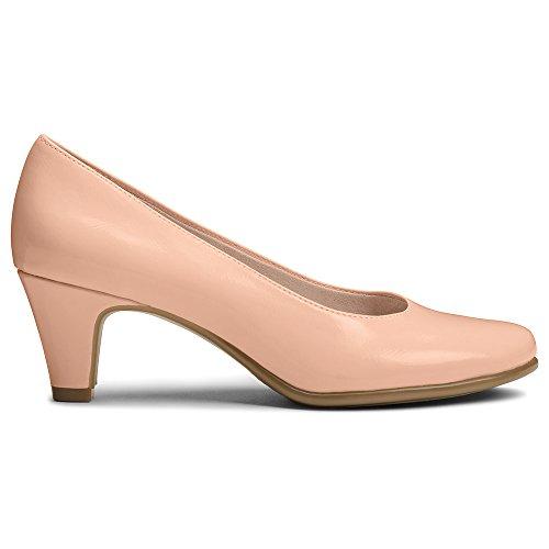 Pink A2 Aerosoles Pump Patent Dress Aerosoles Redwood A2 Womens qwwf0