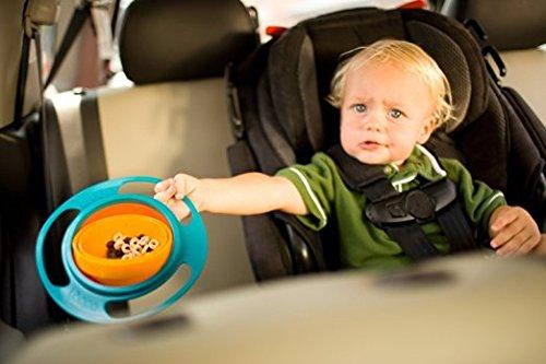 Gyro Bowl - Spill Resistant Bowl for Kids