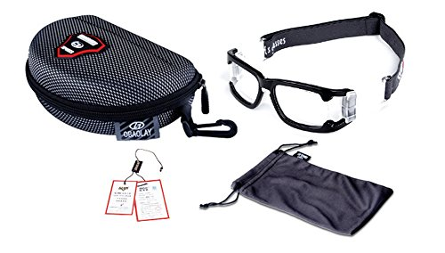 f79687fafa6c Wonzone Unisex Kids Sport Glasses Anti-fog Protective Safety Goggles ...