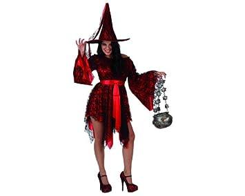 Atosa - Disfraz de bruja para mujer, talla 38-40 (8422259053873 ...