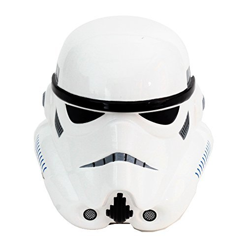 Brand New Official Star Wars Storm Trooper Bank in Official Star Wars Closed Box