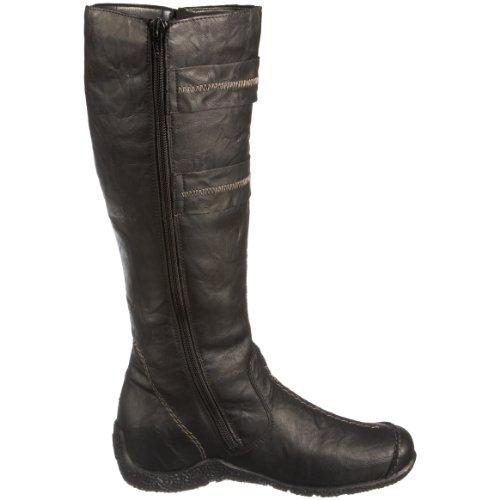 Boot Black Knee 79970 Women's Rieker High Black PaqWfI7aRw