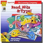 Read, Write & Type by The Learning Company