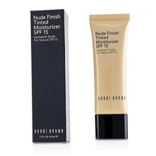Bobbi Brown Tinted Moisturizer - BOBBI BROWN NUDE FINISH TINTED MOISTURIZER SPF 15 (Light Tint)