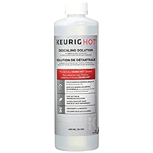 Keurig 14 Ounce Descaling Solution, Set of 3 by M Block And Sons Inc