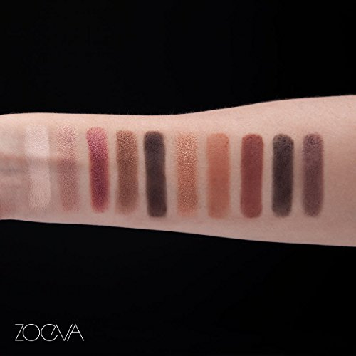 "ZOEVA COCOA BLEND EYESHADOW PALETTE ""A Taste of Temptation."" 100% Authentic by The Princess Stories39"
