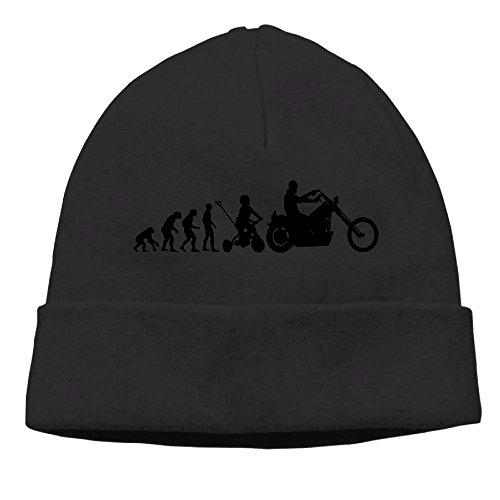 Hat New Gorro de Punto - para Hombre negro