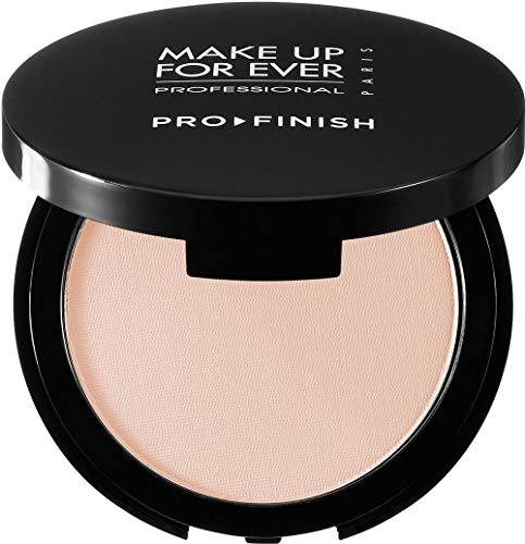 MAKE UP FOR EVER Pro Finish Multi-Use Powder Foundation 110 Pink Porcelain 0.35 oz