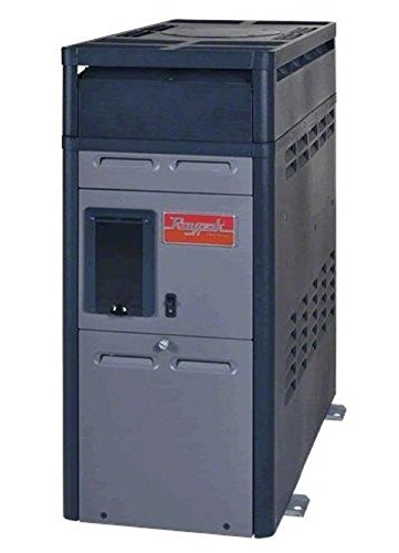 Raypak Digital Swimming Pool and Spa Heater - 156,000 BTU - -